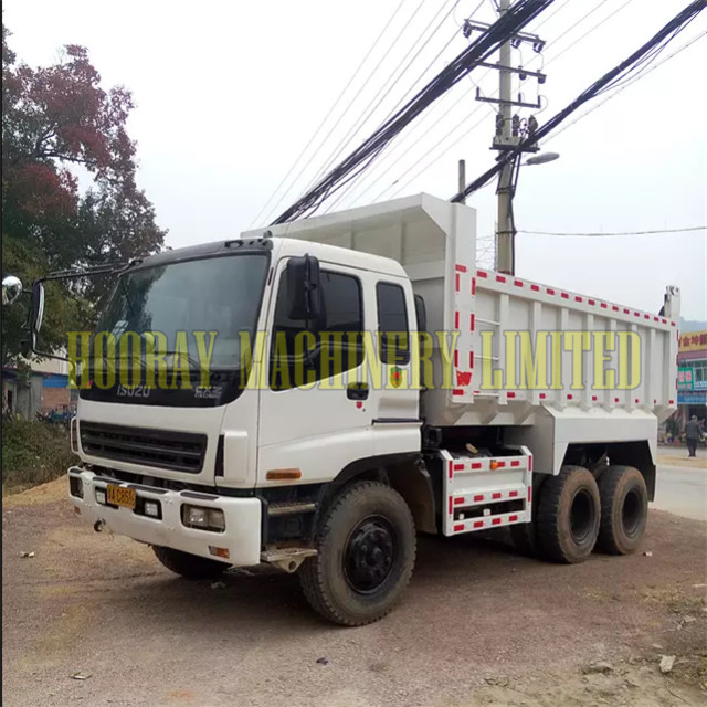 cheap price Japanese used isuzu dump truck for sale