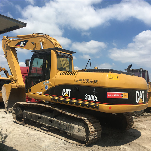 Used Caterpillar 330CL Excavator at low price for Sale