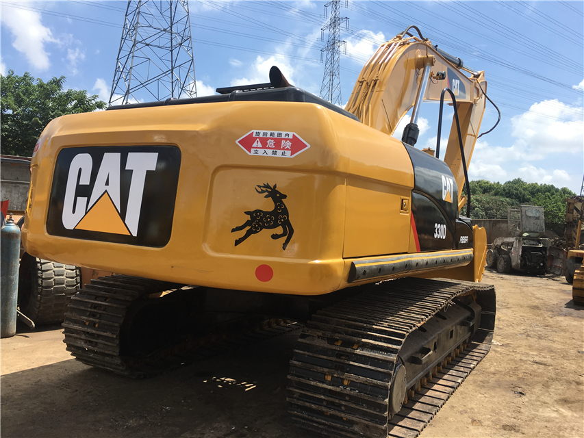High Quality Used Caterpillar 33ODL Excavator