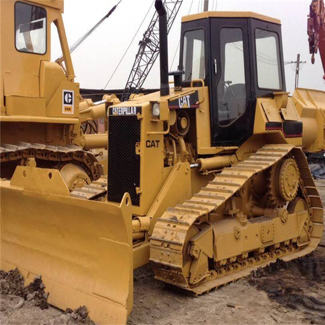 Used CAT D4H Bulldozer Caterpillar Bulldozer D4H