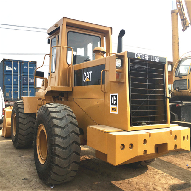 Used Caterpillar 950B Wheel Loader in lowest price