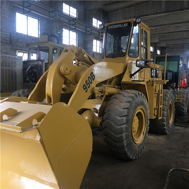 Used Caterpillar 950B Wheel Loader Made in USA