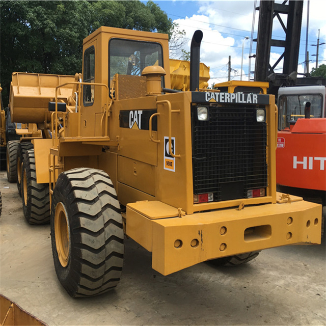 Made in Japan Used Caterpillar 950E Wheel Loader